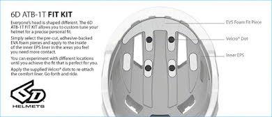 6D Helmets ATB-1T Evo Trail Helmet alternate image 22