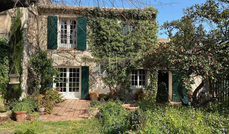 Maison avec jardin Paradou