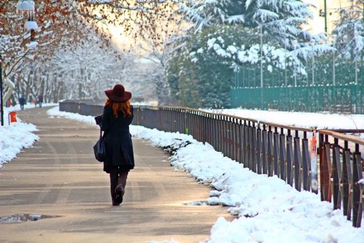 Passeggiata invernale di lorespo