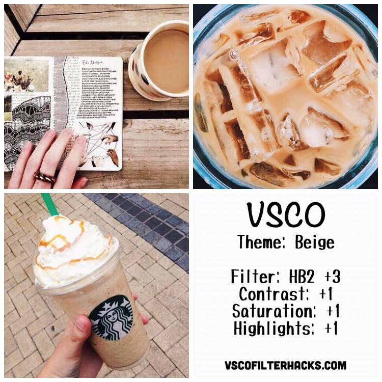 Instagram Feed Warm Vintage Theme Vsco Tutorial - Norlako