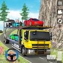 Crazy Car Transport Truck Simulator Ship Games icon