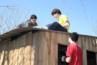Photo: Trabajos de Mejoramiento de viviendas en Renca, 2011