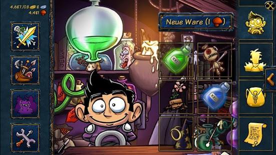 Shakes and Fidget- screenshot thumbnail