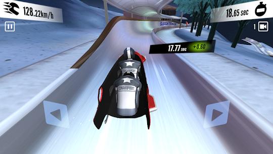 Sleigh Champion : Winter sports 3