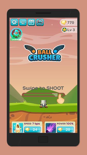 Ball Crusher: 999 Ball Blast Games 2020