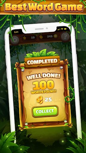 Word Jungle - FREE Word Games Puzzle apktram screenshots 3