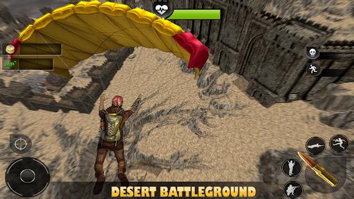 Firing Squad Free Fire -  Survival Battleground  captures d'écran 1