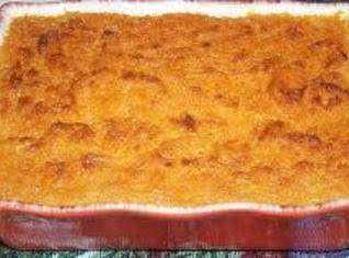 Sweet Potato Pone Recipe