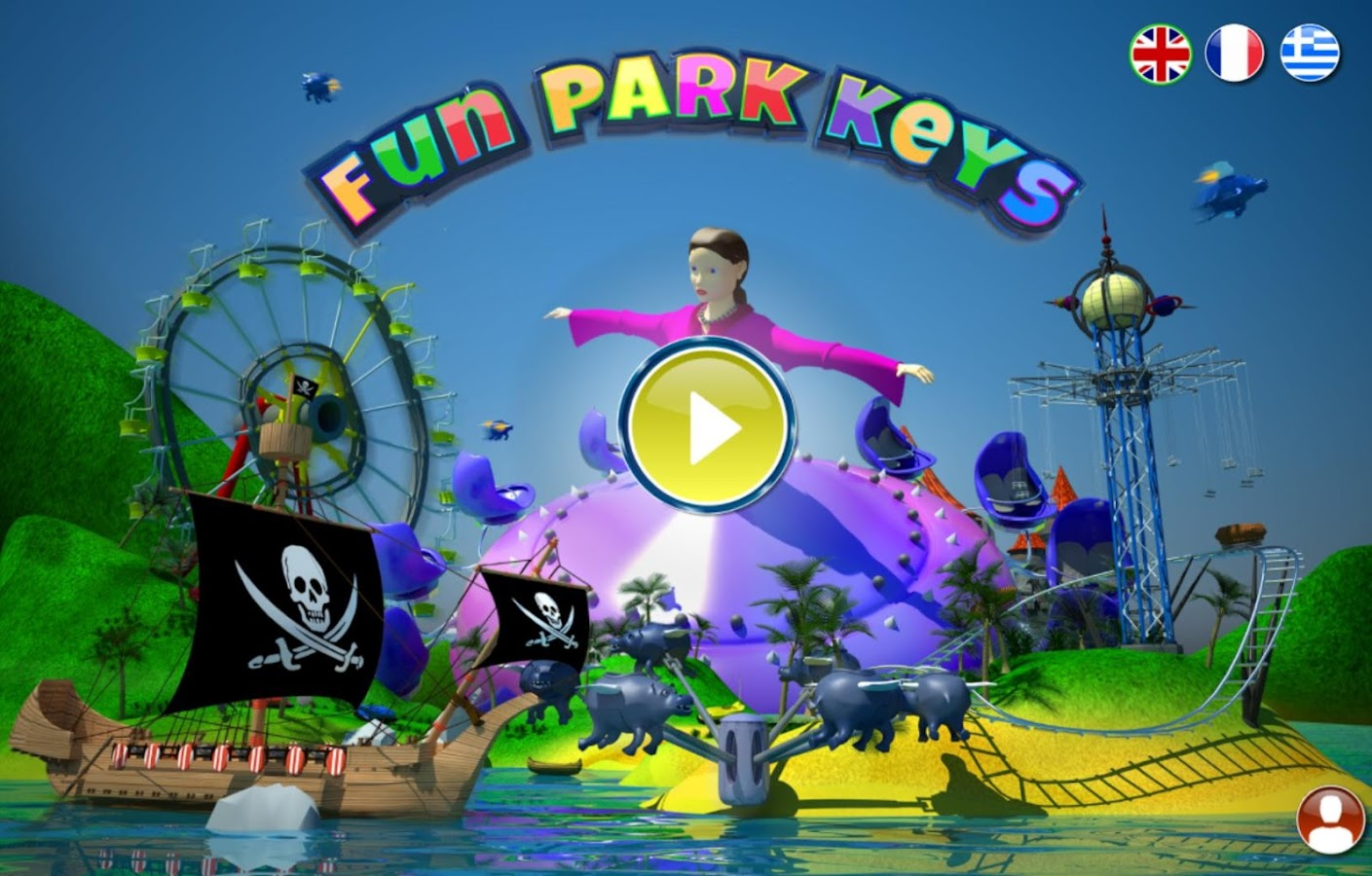Fun Park Keys APK Cracked Free Download | Cracked Android