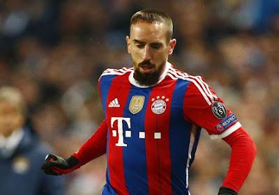 Ribéry bientôt de retour ?