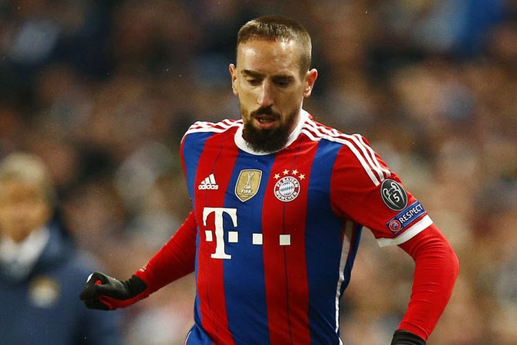 Franck Ribéry évoque ses contacts avec les dirigeants du Real Madrid
