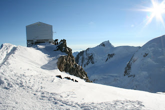 Photo: Refuge Vallot (4262 m)