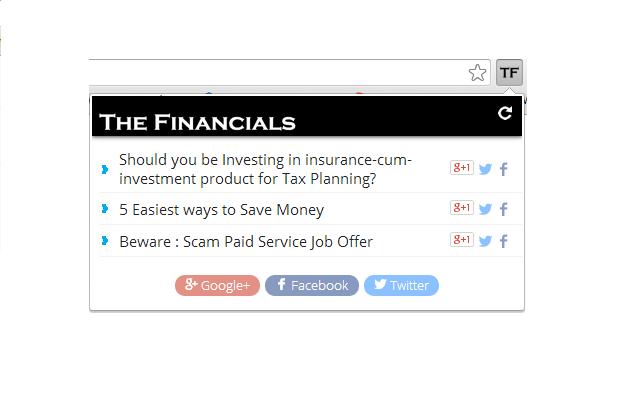 The Financials