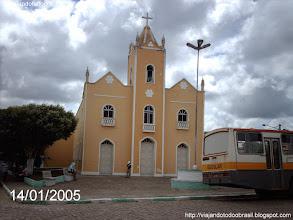 Photo: Cumbe - Igreja de São João Evangelista