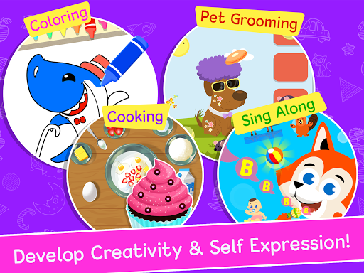 Kiddopia - Preschool Learning Games apkmr screenshots 22