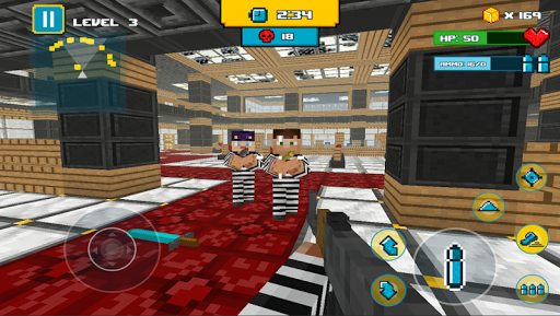 Cops Vs Robbers: Jail Break 2 Screenshot