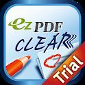 ezPDF CLEAR Try Mobile Txtbook icon