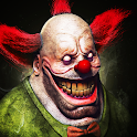 Scary Horror Clown Survival: Death Park Escape 3D icon