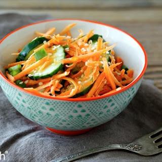 Dragon Bowl Salad.