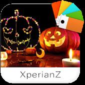XperianZ™ Halloween theme