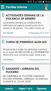 App Parrillas Informa APK for Windows Phone