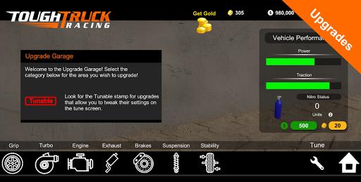 Tough Truck Racing screenshot 7
