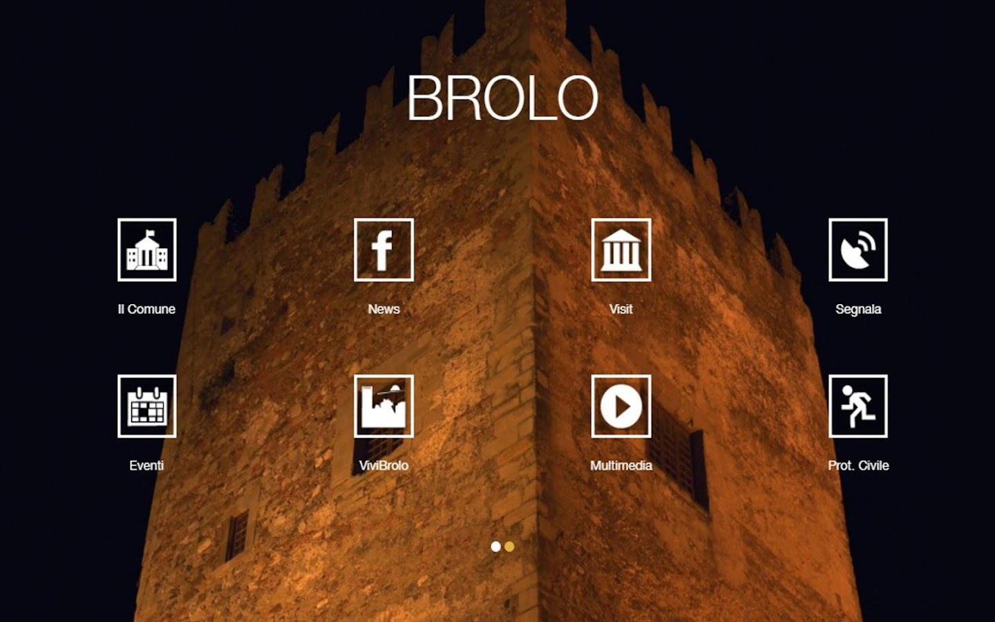 Brolo- screenshot