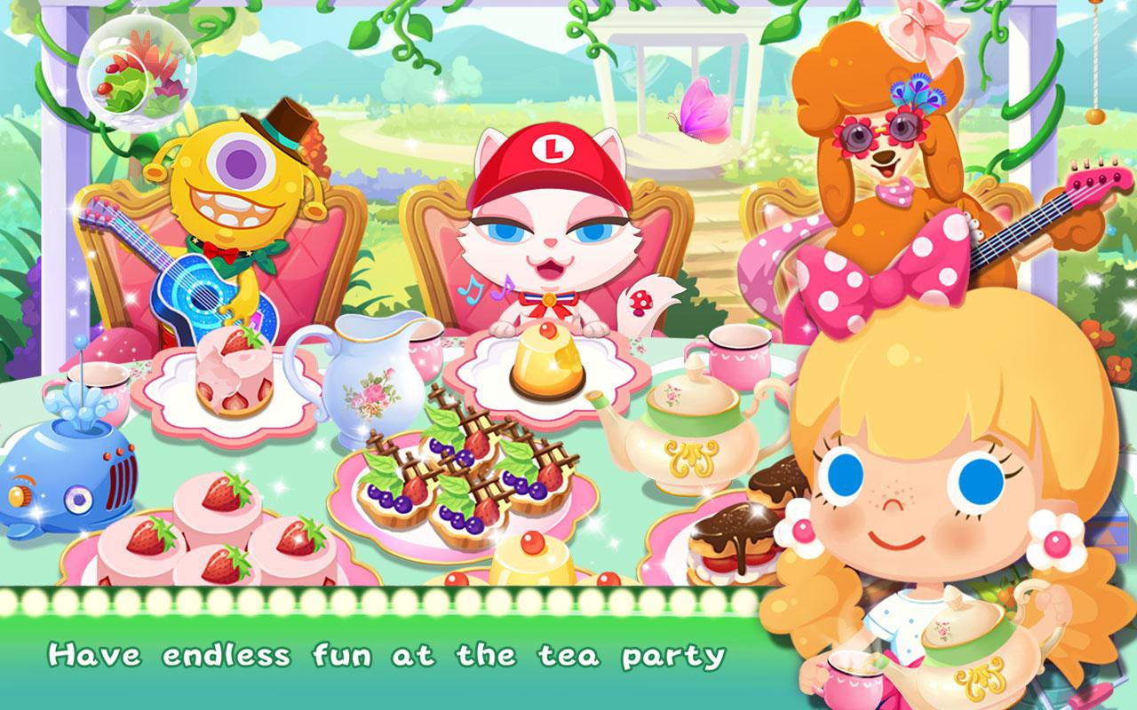 Candy's Pet Party- screenshot