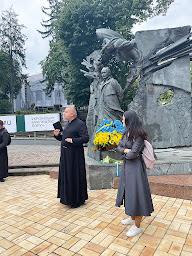Проща до столиці з нагоди 30-ї річниці Незалежності України, 25 серпня 2021 р. Б.
