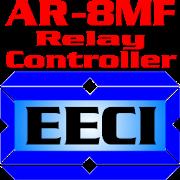 AR-8 USB Relay Controller