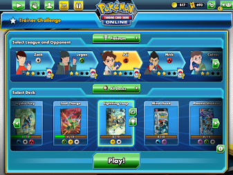 Pokémon TCG Online APK screenshot thumbnail 5