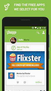 Freapp - Free Apps Daily Screenshot