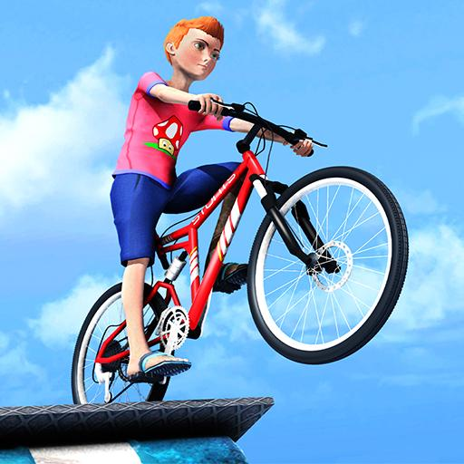 BMX Bicycle Stunts Racing Game