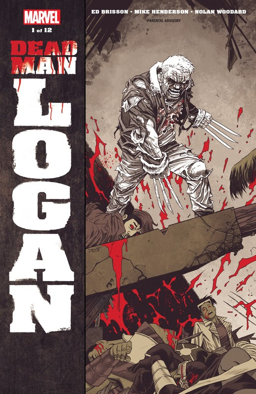 Dead Man Logan (2018) - complete
