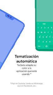 Chrooma Keyboard – Teclado RGB para tu Android 3