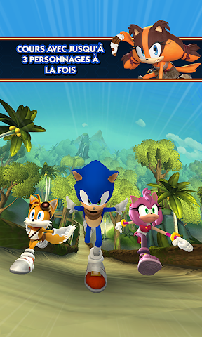 android Sonic Dash 2: Sonic Boom Screenshot 6