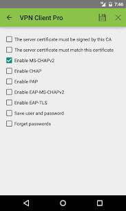 VPN Client Pro v2.20.02 [Patched] APK 6