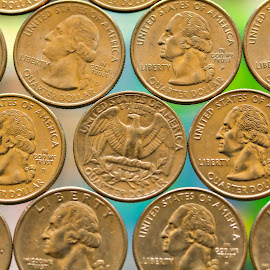 by Rs Photography - Artistic Objects Other Objects ( gold, money, bits, dollars, bitcoins )