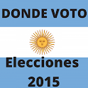 Donde Voto Elecciones 2015 icon