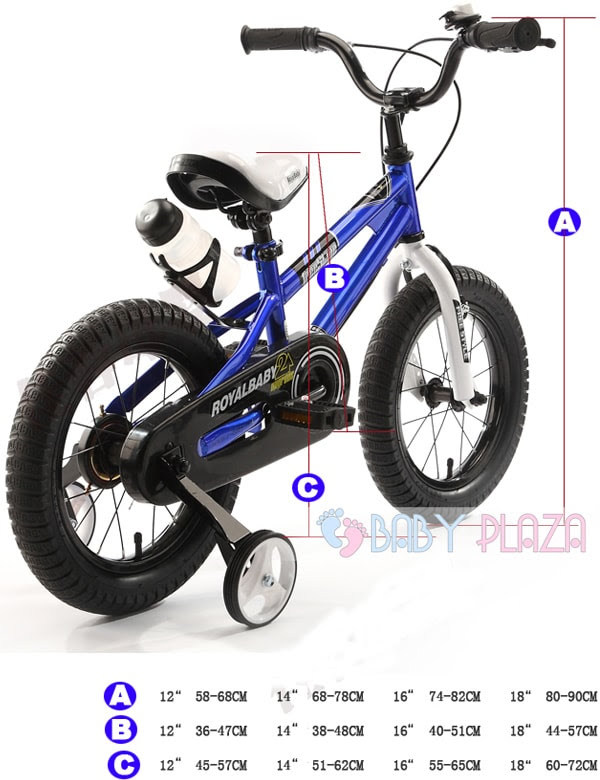 Xe đạp Royal Baby B-6 8
