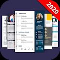 CV Maker App : CV Builder with New Resume Format icon