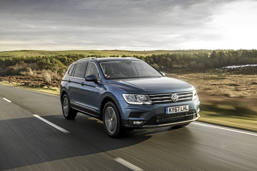One of the great things about the Tiguan Allspace is that it looks just like — a Tiguan. Picture: QUICKPIC