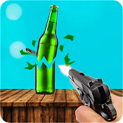Real Bottle Shooting 2108: Expert Bottle Shooter