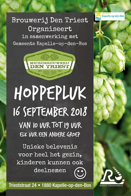 hoppepluk 16  september
