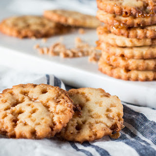 BITS'O BRICKLE TOFFEE COOKIES