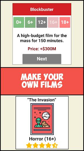 Movie Director Simulator 1.0.5 Mod screenshots 2