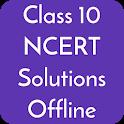 Class 10 NCERT Solutions Offline icon