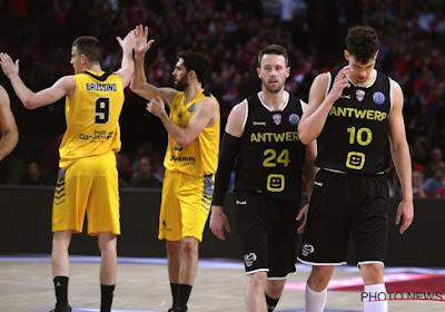 Antwerp Giants ondanks vroege voorsprong niet naar finale Final Four