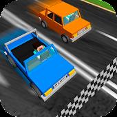 Cube Cars: Traffic Racing 3D