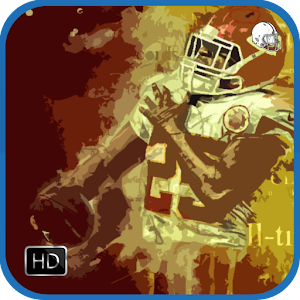 Eric Berry Wallpaper Art NFL